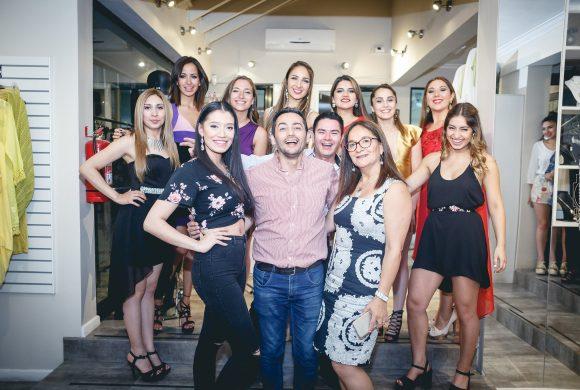 "GRAN FINAL DEL CONCURSO ""MISS ZASHA 2017"""