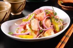 Ceviche-Salmon
